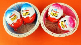 Kinder Surprise Desktop Wallpaper HQ