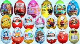 Kinder Surprise High Quality Wallpaper