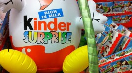 Kinder Surprise Wallpaper For IPhone