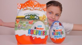 Kinder Surprise Wallpaper Gallery