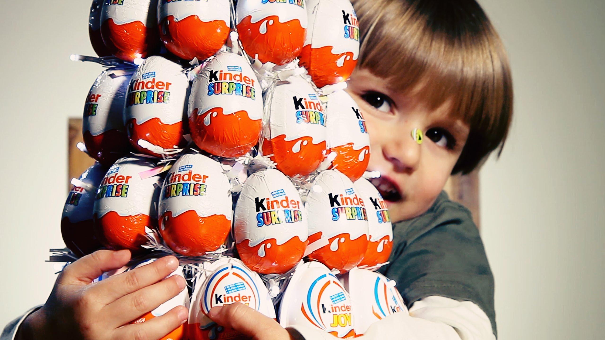 kinder фото детей