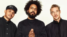 Major Lazer High Quality Wallpaper