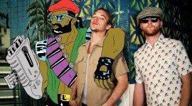 Major Lazer Wallpaper Download Free