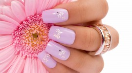 Manicure Wallpaper For PC