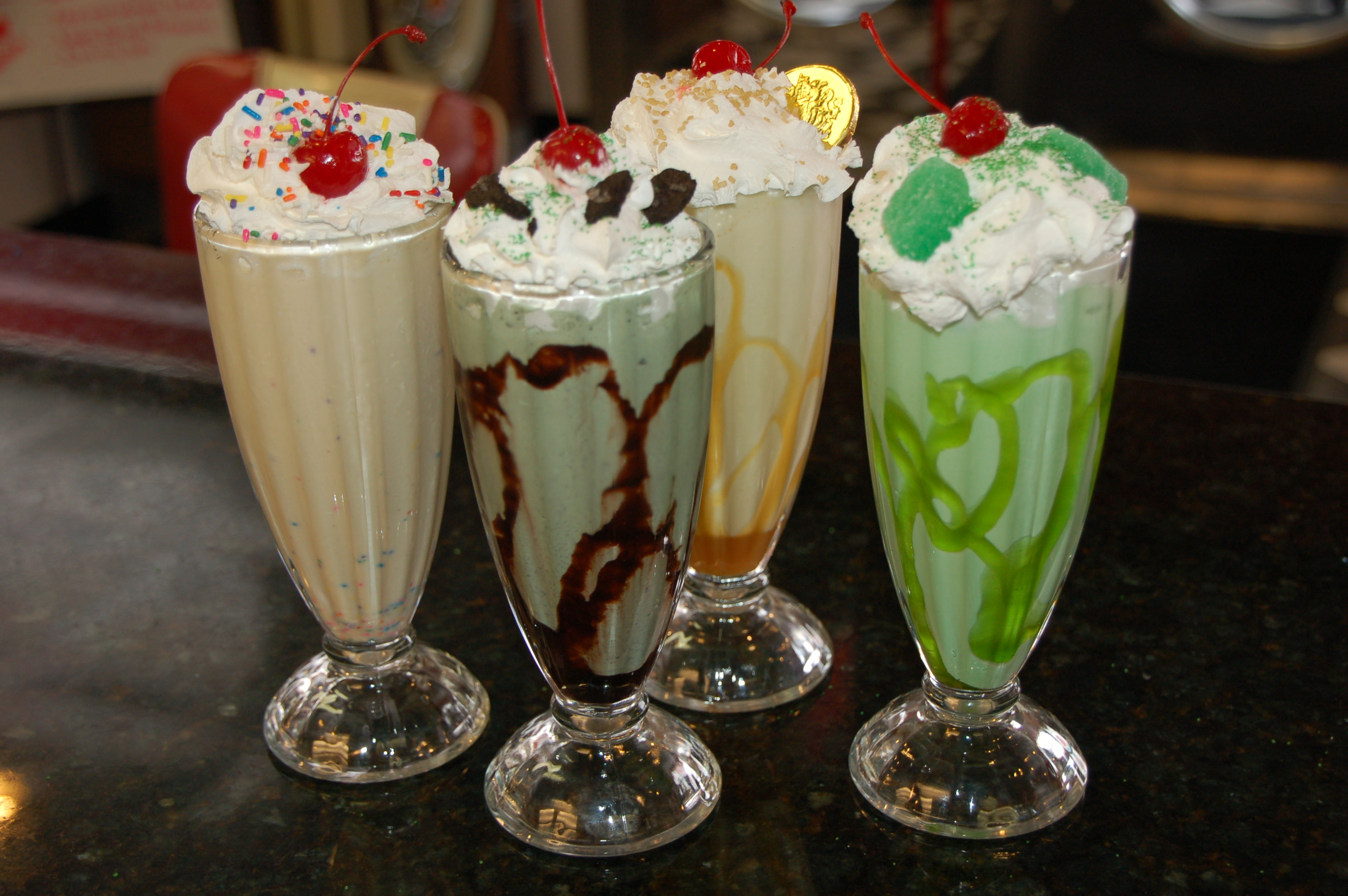 Milkshakes Wallpapers High Quality Download Free