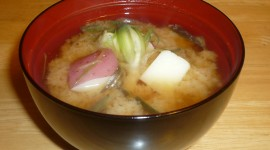 Miso Soup High Quality Wallpaper