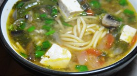 Miso Soup Wallpaper Download Free