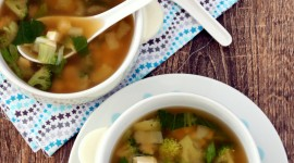 Miso Soup Wallpaper For IPhone Download