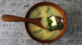 Miso Soup Wallpaper HD