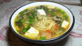 Miso Soup Wallpaper High Definition