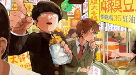 Mob Psycho 100 Photo Download
