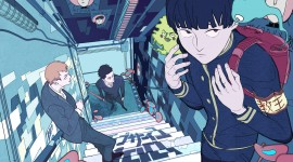 Mob Psycho 100 Wallpaper Full HD