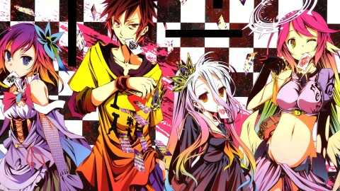 No Game No Life wallpapers high quality