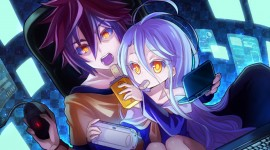 No Game No Life Wallpaper 1080p