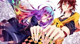No Game No Life Wallpaper Full HD