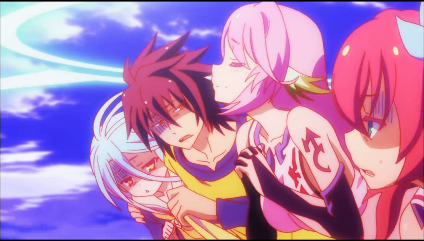 No Game No Life Wallpapers High Quality Download Free
