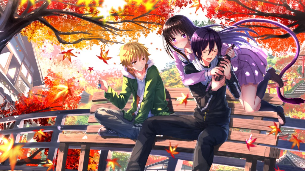 Noragami wallpapers HD