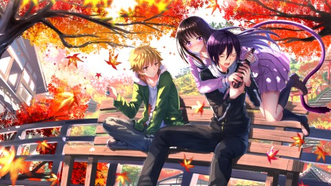 Noragami wallpapers high quality