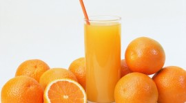Orange Juice Wallpaper Download