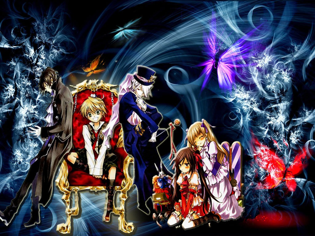 Pandora Hearts wallpapers HD
