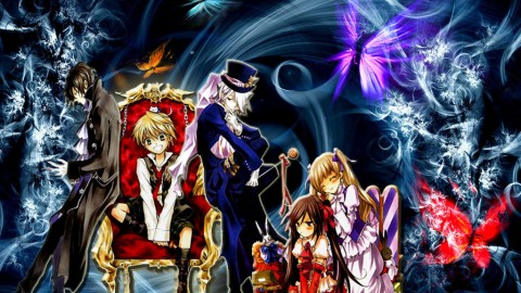 Pandora Hearts wallpapers high quality