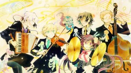 Pandora Hearts Desktop Wallpaper HD