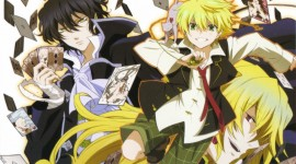 Pandora Hearts Photo Download