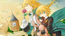Pandora Hearts Wallpaper For PC