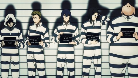 Prison School wallpapers high quality