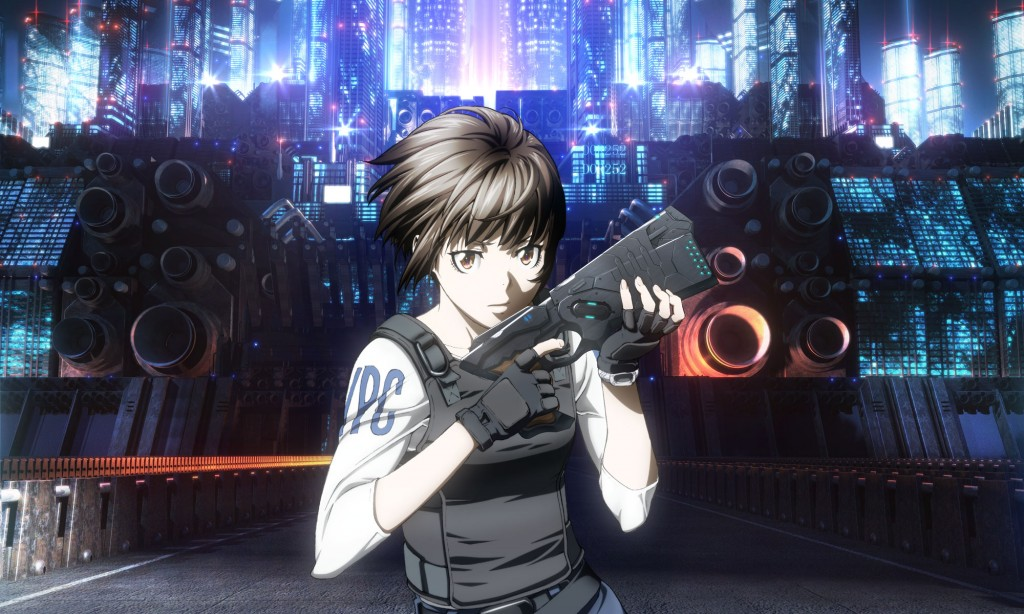Psycho-Pass wallpapers HD