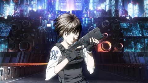 Psycho-Pass wallpapers high quality