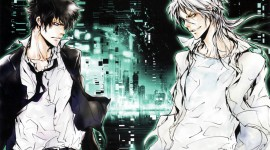 Psycho-Pass Desktop Wallpaper For PC