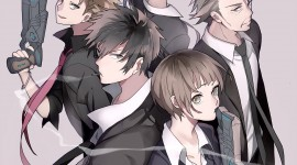 Psycho-Pass Picture Download