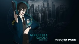 Psycho-Pass Wallpaper Free