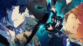 Psycho-Pass Wallpaper Full HD