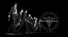 Psycho-Pass Wallpaper HQ