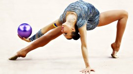 Rhythmic Gymnastics Best Wallpaper