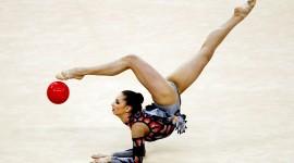 Rhythmic Gymnastics Desktop Wallpaper