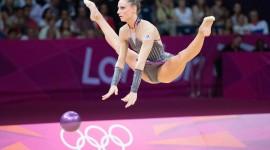 Rhythmic Gymnastics Wallpaper#1