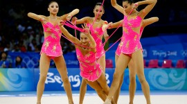 Rhythmic Gymnastics Wallpaper#2