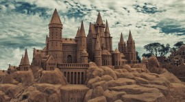 Sand Castles Wallpaper Gallery
