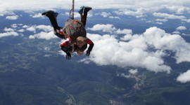 Skydiving Desktop Wallpaper For PC