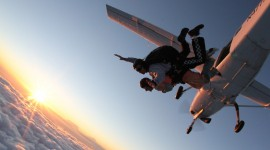 Skydiving Wallpaper Full HD