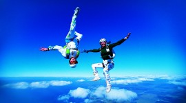 Skydiving Wallpaper#1
