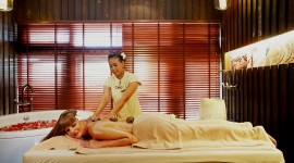 Thai Massage Desktop Wallpaper