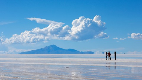 The Salt Flat Salar de Uyuni wallpapers high quality