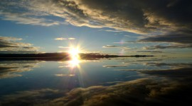 The Salt Flat Salar de Uyuni Photo Download