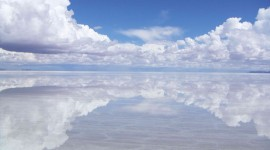 The Salt Flat Salar de Uyuni Photo Free