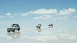 The Salt Flat Salar de Uyuni Photo#3
