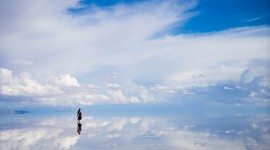 The Salt Flat Salar de Uyuni Photo#4